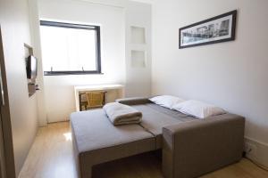 Flat Jardins Suites Sao Paulo, Апартаменты  Сан-Паулу - big - 27