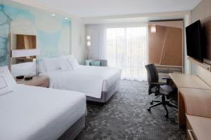 Courtyard by Marriott Albany Troy/Waterfront - Hotel - Troy