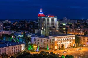 Отель Рамада Плаза Воронеж Сити Центр