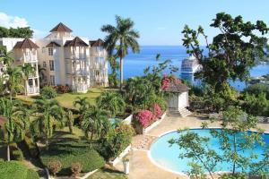 Ochi Rios Apartment with Beautiful Ocean View