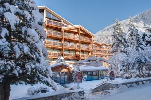 Hotel Bellerive, Hotels  Zermatt - big - 1