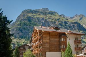 Hotel Bellerive, Hotels  Zermatt - big - 21