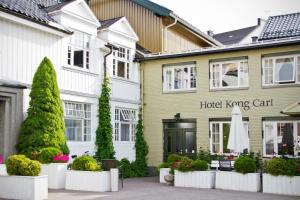 Hotel Kong Carl, Hotels  Sandefjord - big - 37