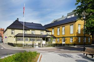 Hotel Kong Carl, Hotels  Sandefjord - big - 92