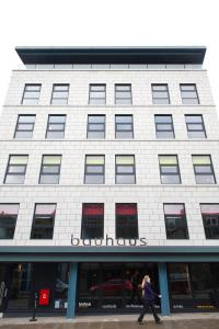 Albergues - Bauhaus Hotel