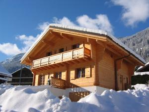 Chalet Courage - Hotel - Champéry