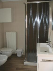 Residence Borgo Del Cigno, Apartmanhotelek  Spinone Al Lago - big - 26