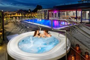 3 hvězdičkový hotel Hotel Aura Design & Garden Pool Praha Česko