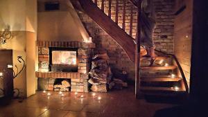 Chata w Puszczy Szeroki Bór