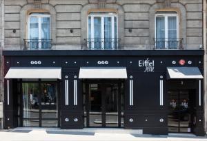 Hotel Eiffel Seine - Paris