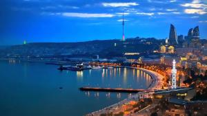 Отель REY, Баку