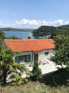 Guest house - počitniška hiška v Fiesi, Piran