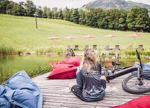Ski&Bike Hotel Wiesenegg - Saalbach Hinterglemm