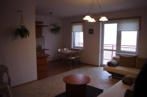 Dwa apartamenty studio Lwowska