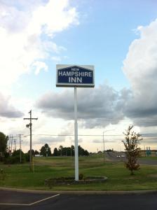New Hampshire Inn West Memphis..