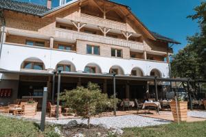 Aparthotel Triglav - Hotel - Bohinj