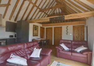 The Wagon Lodge, Case vacanze  Marden - big - 18