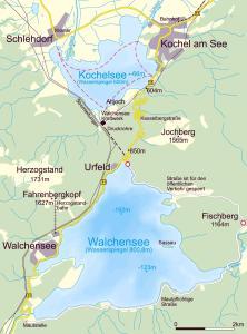 Ferienhaus Alp Chalet, Dovolenkové domy  Kochel am See - big - 47