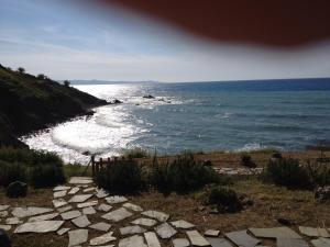 Beach Villa Pantheon, Vily  Pomos - big - 4
