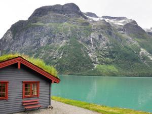 . Holiday Home Fjordblikk 2 - FJS323