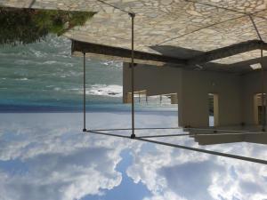 Beach Villa Pantheon, Vily  Pomos - big - 5
