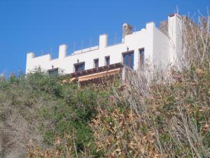 Beach Villa Pantheon, Vily  Pomos - big - 13