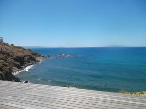 Beach Villa Pantheon, Vily  Pomos - big - 19