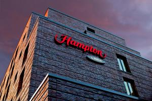 Hampton By Hilton City West hotel, 