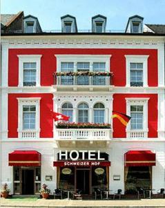 فندق شفايتزر هوف - سوبيريور - بادن بادن