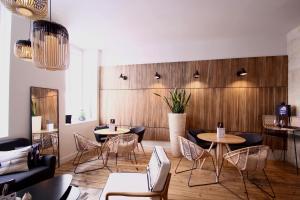 Location gîte, chambres d'hotes Hôtel de Tourny - Boutique Hôtel Bordeaux Centre dans le département Gironde 33