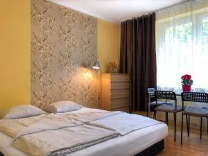 SleepCity Apartments Widok