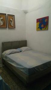 Habitación en casa de familia, Saint-Domingue