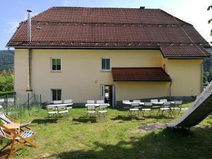 Počitniška hiša Ostrnica
