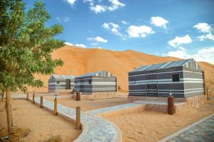 Sama al Wasil Desert Camp, Kempingy  Shāhiq - big - 36