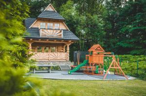 Domki drewniane Szarotka Górska
