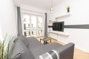 Spacious apartment in Old Town p4you pl