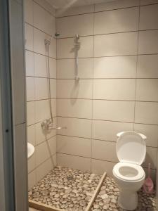 Nino's Guesthouse, Ferienwohnungen  Bordschomi - big - 7