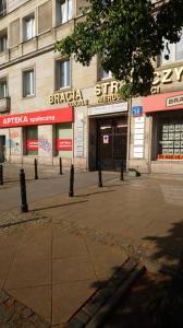 Center, Marszałkowska Street, with soul and nature