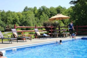 Sterling Ridge Resort - Accommodation - Jeffersonville