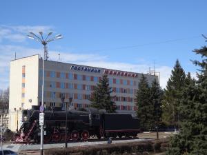 Гостиница Юбилейная, Рузаевка