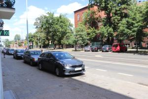 Trzebnicka street