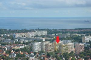 Bzowa apartment 20' walk to the sea