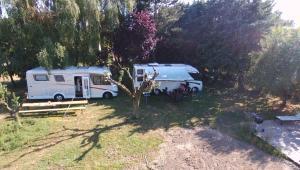 Camper/camping-car 4* à la ferme