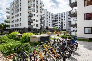 Apartments Warsaw Kłobucka