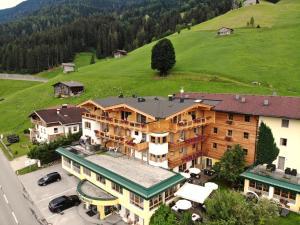 Accommodation in Hainzenberg