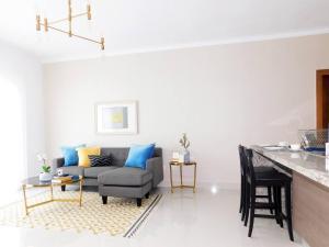 Apartamento Acogedor con Cama King en Sector Residencial, Saint-Domingue