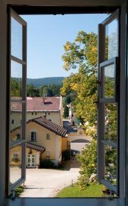 Schlosshotel Zamek Zdikov, Hotely  Zdíkov - big - 3