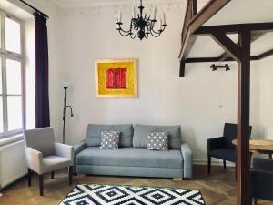 Nowogrodzka Apartments