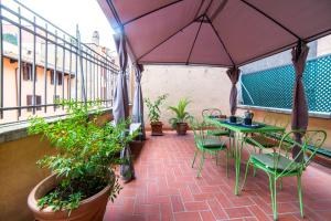 Vatican 3 rooms flat with cute terrace - abcRoma.com