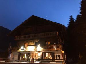 Affittacamere Il Vecchio Stadel - Hotel - Gressoney-Saint-Jean